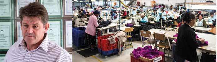 South Africa | Manufacturing| Showing growth